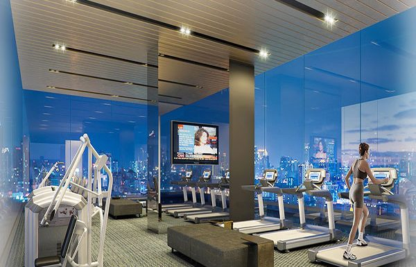 NARA-9-Bangkok-condo-for-sale-fitness