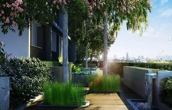 NARA-9-Bangkok-condo-for-sale-garden-3