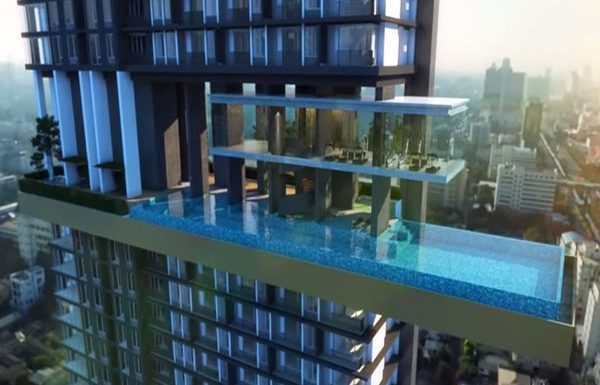NARA-9-Bangkok-condo-for-sale-swimming-pool